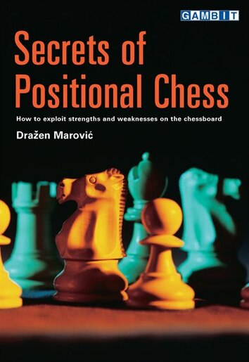 Secrets of Positional Chess by Marovic Drazen