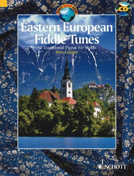 Eastern European Fiddle Tunes: 80 Traditional Pieces for Violin by Peter Hal Leonard Corp.
