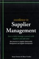 Excellence in Supplier Management