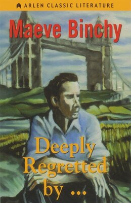 Book Deeply Regretted By ... by Maeve Binchy