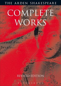 Book Arden Shakespeare Complete Works by William Shakespeare