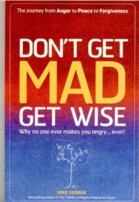 Don't Get MAD Get Wise: Why No One Ever Makes You Angry, Ever!