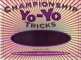 Book Championship Yo-yo Tricks by NA