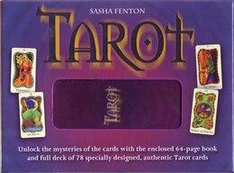 Book TAROT KIT by Fenton Sasha