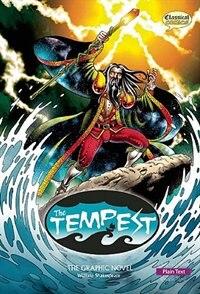 The Tempest The Graphic Novel: Plain Text by Jon Haward