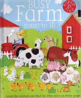 Book Busy Farm Count to Ten by Tony Potter