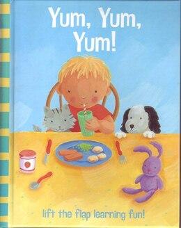 Book STEPPING STONES YUM YUM by Ciranda Cultural