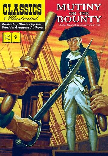 mutiny on the bounty book
