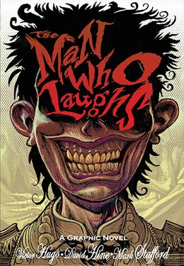 Book The Man Who Laughs (selfmadehero) by Victor Hugo