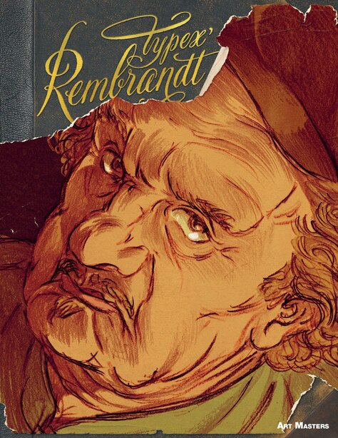 Rembrandt: Art Masters Series by Typex
