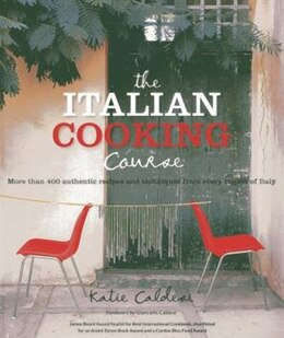 Book Italian Cookery Course by Katie Caldesi