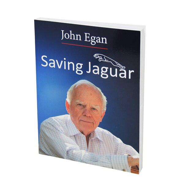 Saving Jaguar by John Egan