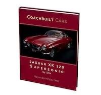 Jaguar Xk 120 Supersonic By Ghia