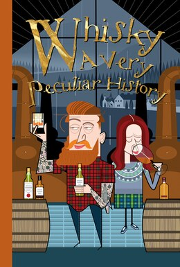 Book Whisky: A Very Peculiar History? by Fiona Macdonald