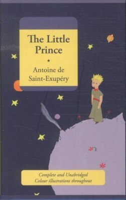Book The Little Prince by Saint Exupery Ant De
