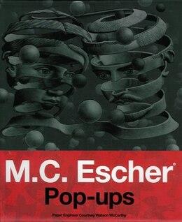 Book Escher Pop Up by BLUERED PRESS LTD