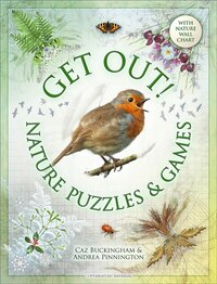 Get Out: Nature Activity Book