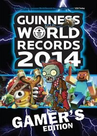 Book Guinness World Records 2014 Gamer's Edition by Guinness World Records
