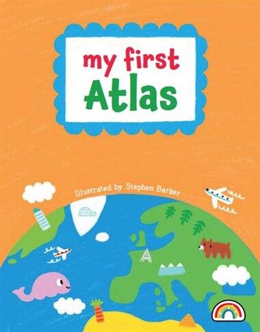 MY 1ST ATLAS by Na