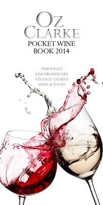 Book Oz Clarke's Pocket Wine Book 2014 by Oz Clarke