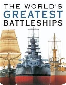 Book WORLDS GREATEST BATTLESHIPS by David Ross