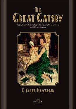 Book GREAT GATSBY by Scott Fitzgerald F.