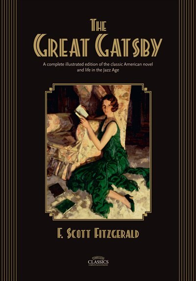 GREAT GATSBY by Scott Fitzgerald F.