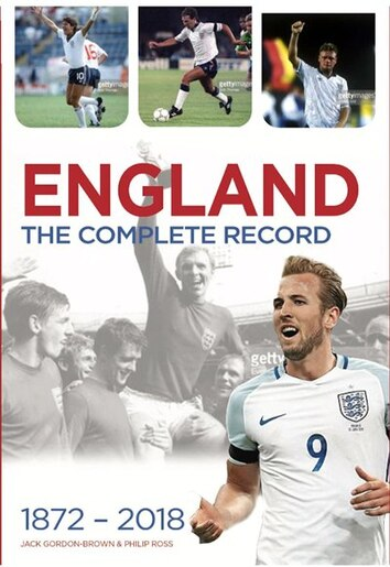 England: The Complete Record by Jack Gordon Brown
