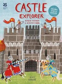 Castle Explorer: Knight Sticker & Activity Book