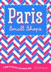 Paris: Small Shops by Herb Lester