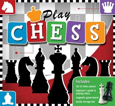 MAGNETIC CHESS KIT by Tremayne John