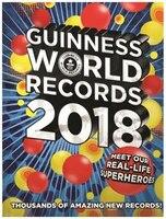 Guinness World Records, 2018