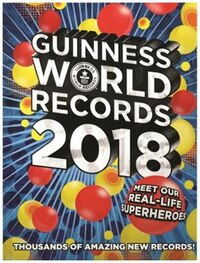 Guinness World Records, 2018
