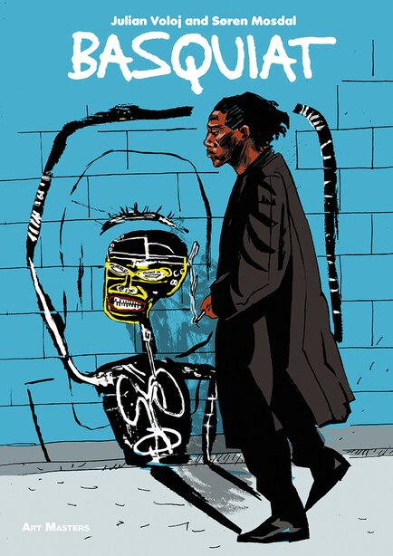 Art Masters: Basquiat: Art Masters Series by Julian Voloj