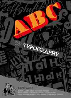 Abcd Of Typography by David Rault
