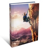 Book The Legend of Zelda: Breath of the Wild: The Complete Official Guide Collector's Edition by Piggyback