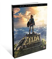 Book The Legend of Zelda: Breath of the Wild: The Complete Official Guide by Piggyback
