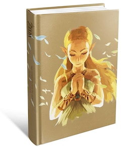 Book The Legend of Zelda: Breath of the Wild The Complete Official Guide: -Expanded Edition by Piggyback