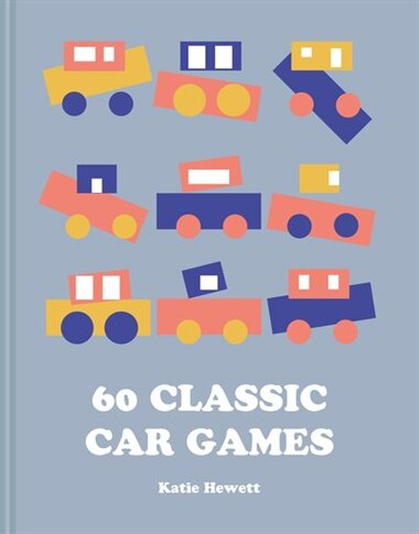 60 Classic Car Games by Jo Pink