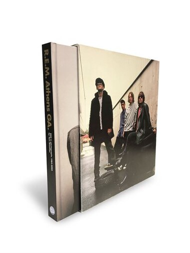 R.E.M. Athens GA: R.E.M. In Photographs 1984-2005 - DELUXE EDITION by Tom Sheehan