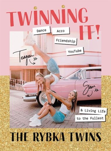 Twinning It: Fitness, Fashion, Beauty & Living Life To The Fullest! by Teagan Rybka