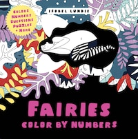 Fairies Color By Numbers