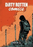 Dirty Rotten Comics #9 (British Comics Anthology)