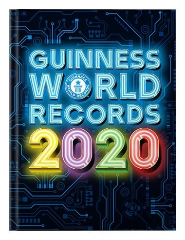 Guinness World Records, 2020 by Craig Glenday
