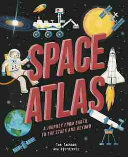 Space Atlas by Tom Jackson