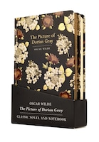 The Picture Of Dorian Gray Gift Pack - Lined Notebook & Novel