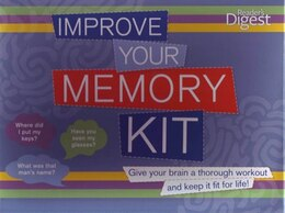 Book IMPROVE YOUR MEMORY KIT by Digest Readers