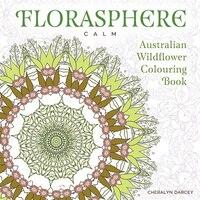 Florasphere Calm: Australian Wildflower Colouring Book