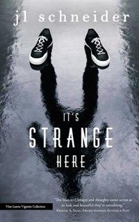 It's Strange Here by JL Schneider