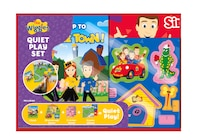 The Wiggles Quiet Play Set